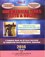 Commercial Taxes Acts & Rules (part-2)