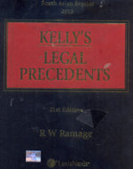 KELLY'S LEGAL PRECEDENTS