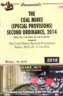 The Coal Mines (Special Provisions) Second Ordinance, 2014 The Coal Mines (Special Provisions) Second Ordinance, 2014