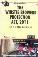 Whistle Blowers Protection Act, 2011