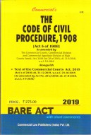 Code of Civil Procedure, 1908 H/Bound (as amended in 2012)