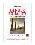Gender Equality it is Deeper than Law