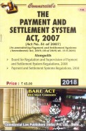 Payment and Settlement System Act, 2007