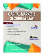 CAPITAL MARKET & SECURITIES LAW