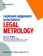 LANDMARK JUDGEMENTS IN THE FIELD OF LEGAL METROLOGY