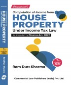Computation of INCOME from HOUSE PROPERTY under Income Tax Law
