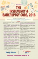 The Insolvency & Bankruptcy Code, 2016