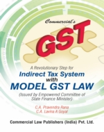 A Revolutionary Step for Indirect Tax System wth MODEL GST LAW