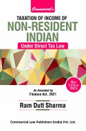 Taxation of Income of Non Resident Indian under Direct Tax Law