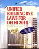 UNIFIED BUILDING BYE LAWS FOR DELHI 2016