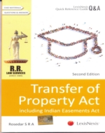 Transfer of Property Act  Including Indian Easements Act