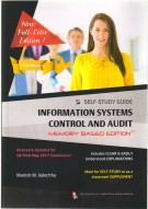 Self-Study Gudie INFORMATION SYSTEMS CONTROL AND AUDIT