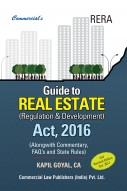 Guide to REAL ESTATE (Regulation & Development) Act, 2016