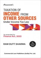 Taxation of INCOME FROM OTHER SOURCES