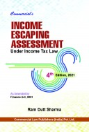 Income Escaping Assessment