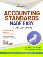 Accunting Standards Made Easy  for CA IPCC (Old Syllabus)