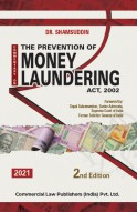 Commentay on The Prevention of Money Laundering Act. 2002