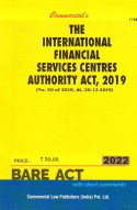 International Financial Services Centres Authority Act, 2019