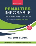 PENALTIES IMPOSABLE Under Income-Tax Law