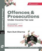 Offences & Prosecutions Under Income-Tax Law