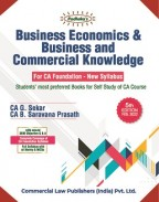 Business Economics & Business and Commercial Knowledge