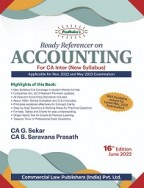 Ready Referencer on Accounting