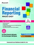 Financial Reporting Made Easy (For CA Final)