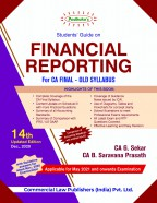 Students' Guide on FINANCIAL REPORTING  for CA Final - Old Syllabus