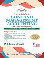 Practical Guide to Cost and Management Accounting for CA Inter New Syllabus