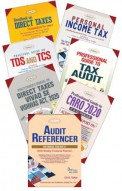 Books on Direct Taxes (As amended by the Finance Act, 2020) for Professionals & Tax Consultants