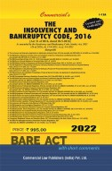 Insolvency & Bankruptcy Code, 2016 with Rules & Regulations