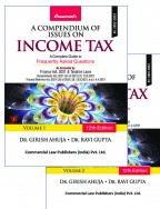 A Compendium of Issues on Income Tax (Set of 2 Vols.)