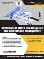 Secretarial Audit Compliance Management & Due Diligence (Old Syllabus)
