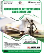 Jurisprudence, Interpretation & General Law