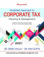 Simplified Approach to Corporate Tax Planning & Management
