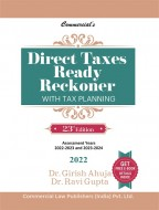 Direct Tax Ready Reckoner