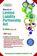 Manual on Limited Liability Partnership Act