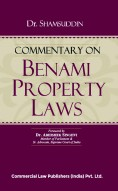 Commentary on Benami Property Laws