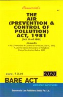 Air (P&CoP) Act, 1981 alongwith Rules