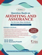 Question Bank on Auditing & Assurance