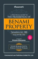 A Practical Guide to The Prohibition of Benami Property Transactions Act, 1988