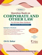 Question Bank on Corporate and Other Law