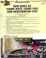 Delhi New Rates of Stamp Duty