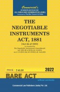 Negotiable instruments Act, 1882