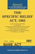 Specific Relief Act, 1963