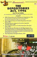Depositories Act, 1996 (as amended by Finance Act, 2018 (13 of 2018) dt. 29-3-2018