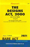 Designs Act, 2000 with Rules, 2001