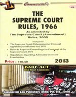 Supreme Court Rules, 1966 alongwith allied Rules & Regulations